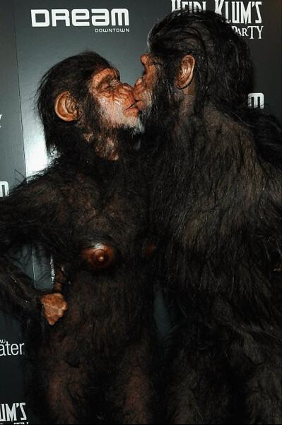 heidi klum ape-2