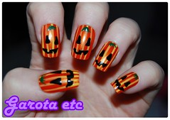 Nails arts Halloween (Portifólio2013) Tags: art halloween design nail nails fotos unhas bruxas abóboras colorsgreenpurpleblackcute