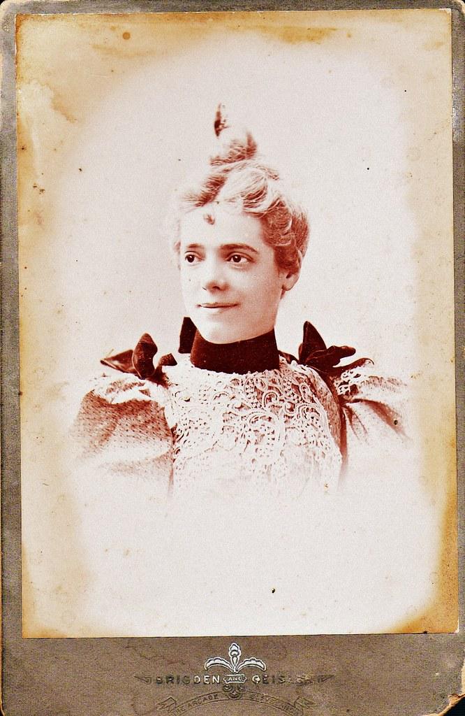 Unknown Anna Hasley?