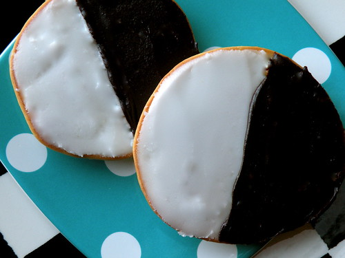 MF Black and White Cookies