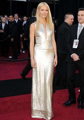 gwyneth paltrow oscar 2011