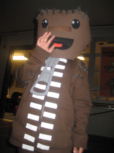 LittleBigPlanet Halloween Costume & Flickriver: PlayStation.Blogu0027s photos tagged with lbp