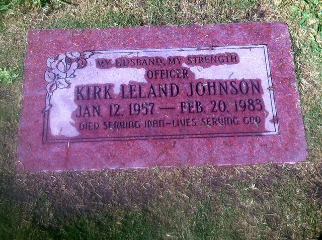 OFF Kirk Leland Johnson - San Diego PD