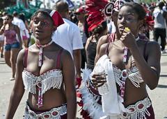DSC 8466 ep (Eric.Parker) Tags: toronto costume mas breast parade bikini jamaica trinidad masquerade cleavage westindian caribana 2011 masband scotiabankcaribbeanfestival