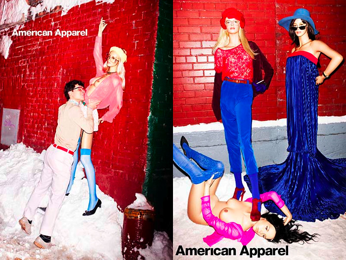 tinashe for american apparel 2
