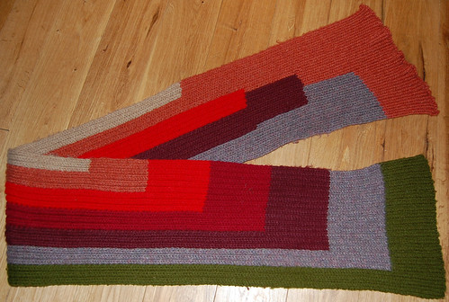 multi scarf / das