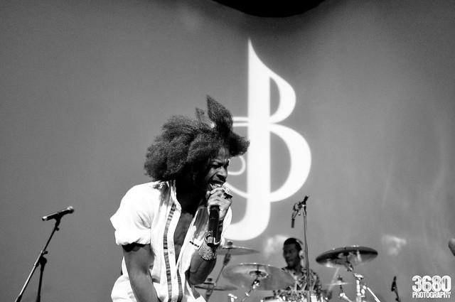 Jesse Boykins III @ Apollo B+W