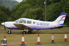 G-BOOF - 28-7890084 - Private - Piper PA-28-181 Archer II - Panshanger - 110522 - Steven Gray - IMG_6501