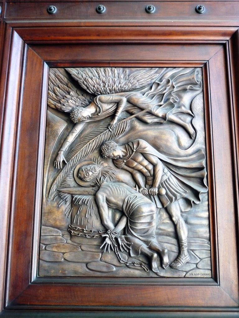 La muerte de San pablo