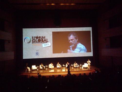 @Virgilio_Viana fala no #ForumSWU sobre o trabalho da a @FazAmazonas de promoção de inclusão de renda na região #ForumSWU