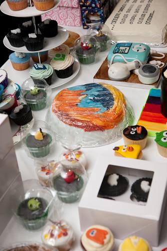 Geek Cake Shop