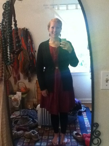 November 13 - Wore to Church