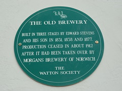 Photo of Green plaque number 8224