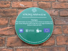 Photo of Green plaque number 8093