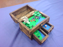 MOC-In-A-Box Inspiration (Kingmarshy) Tags: inspiration lego box moc
