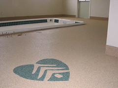 Alternative Surfaces Swimming Pool - decorative concrete surfaces