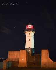 Duluth Lighthouse (Lakeshore Images) Tags: night pentax sigma 20mm 1020mm 1020 duluth kx 10mm 10mm20mm