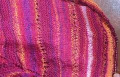 BFL shawl