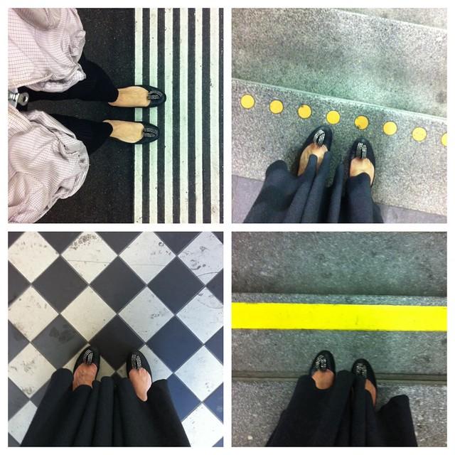 sonia rykiel, babet, ayakkabı, off ne giysem
