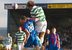 Inverness Caledonian Thistle vs Celtic (vagelisgeo) Tags: ireland irish scotland football scottish celtic spl hoops hailhail
