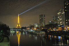 Au Revoir Paris! (Manos Eleftheroglou (Photography)) Tags: street city trip travel bridge autumn light sky seascape paris france colour tower fall film nature beautiful architecture night river champselysees nikon holidays europe cityscape nightshot natural eiffeltower champs scenic ei
