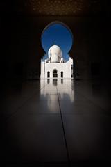Sheikh Zayed Grand Mosque (www.garymcgovern.net) Tags: grand mosque zayed abu dhabi sheikh