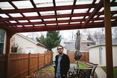 .326 (Jason Curescu) Tags: portrait chicago cold self 35mm canon outside mark 14 ii 5d evanston skokie 5dmk2 curescuphotography