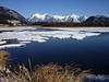 "Vermillion Lakes, view of Mount Girouard, Mount Inglismaldie, and Peechee (benlarhome) Tags: canada nationalpark alberta banff specland rainforestink ""flickrtravelaward"" flickrtravelaward benlar"