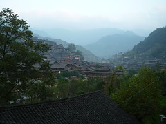 Stunning Scenery of the Miao Ethnic Village (ToGa Wanderings) Tags: china asia village south chinese culture guizhou miao simple ethnic minority province architecure qianhu xijiang