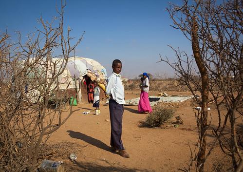 Ready to go to school - Somaliland