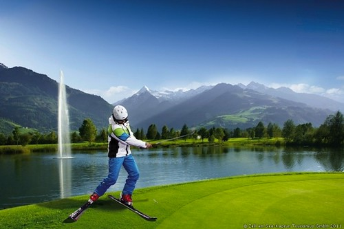 Ski & Golf in Zell am See