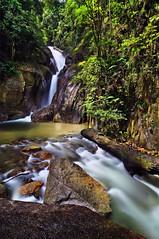 Chilling Sensation (mozakim) Tags: nature river landscape flow waterfall flora rocks stream chill dri zaki jeram sungai pemandangan lanskap 5exps mozakim