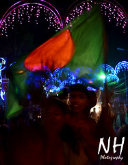 Celebration Explored I (Nazmul Hossain [ON/OFF]) Tags: pakistan light red party india color green cup yellow fun march fan nikon asia joy victory cricket sri lanka final shade dhaka win bangladesh pleasure 20th misil bcb mirpur nazmul d3100 nazmulbd