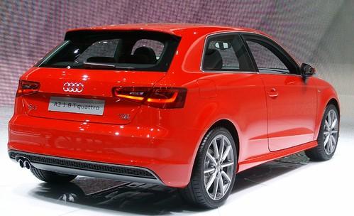 Audi A3 1.8 T quattro (R)