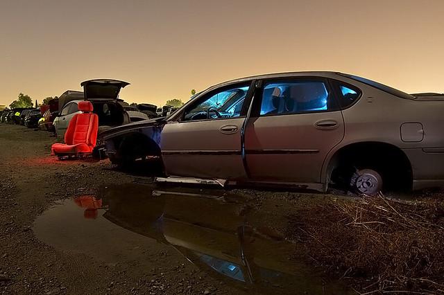 2001 chevrolet chevy impala