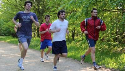 Improvizace v tréninkovém plánu může být přínosná