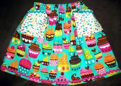 cupcake skirt by delia.rayne
