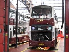Lothian Buses 780 (SN56AEA) - 24-09-11 (peter_b2008) Tags: buses volvo edinburgh transport wright coaches lothianbuses 780 b7tl buspictures eclipsegemini sn56aea