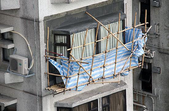 Une fenêtre sur Hong Kong #5