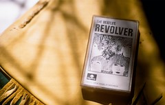 revolver (yttria.ariwahjoedi) Tags: light music film rock analog canon ae1 album 1966 beatles revolver cassette