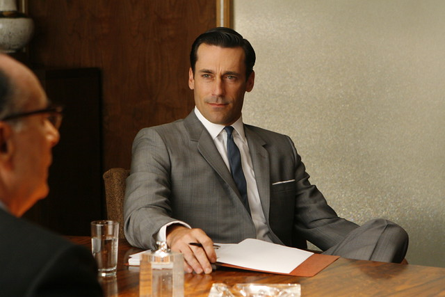 don draper, mad men, 60's style, 94