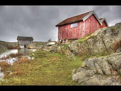 Archepelagos (Johan Runegrund) Tags: water canon eos norden fjord sverige scandinavia hdr tjörn 550d kråke abigfave archepelagos