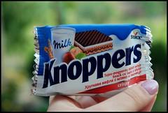 DSC_0380 (cappion-jays) Tags: milk sweet crispy cocoa knoppers waffer