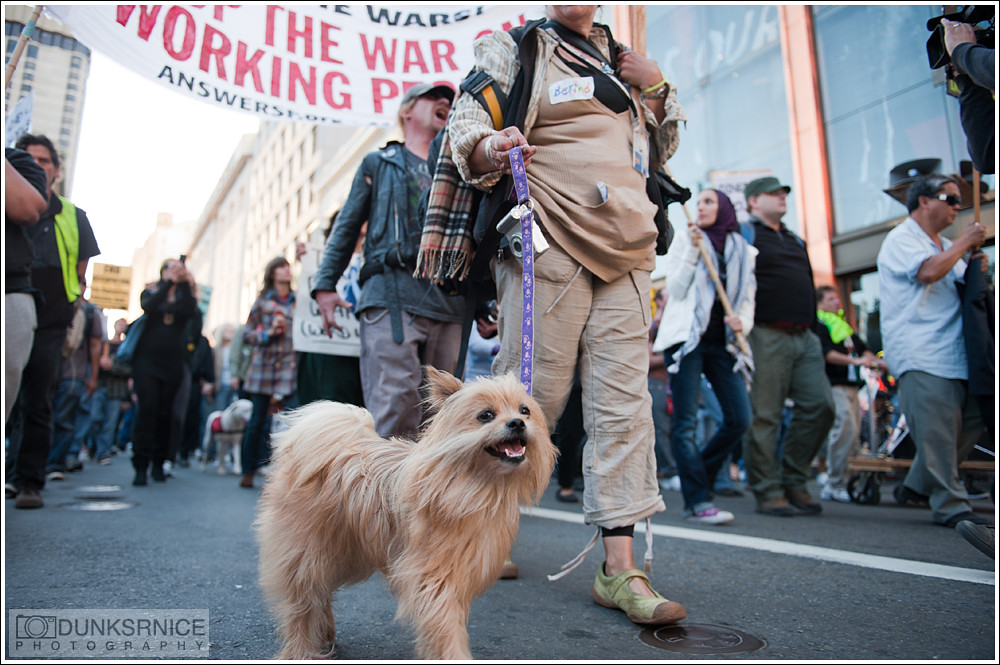 Hyatt Protest, 10.05.11