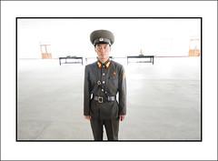 DMZ at Panmunjon, DPRK (North Korea). September 2011. (adaptorplug) Tags: asia communism kimjongil socialism northkorea dprk kimilsung koryotoursseptember2011