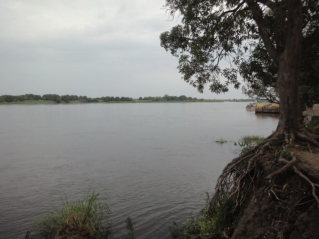 White Nile in Juba, Southern Sudan