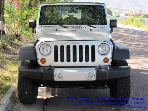 used 2007 Jeep Wrangler X Sport for sale - Street Smart Auto Brokers - Colorado Springs, co