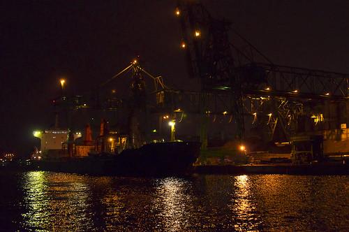 川崎工場夜景