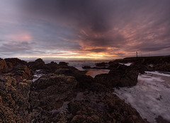(PA088463) (Mel Stephens) Tags: uk panorama sunrise geotagged scotland panoramic aberdeen gps stitched hdr ptgui 2011