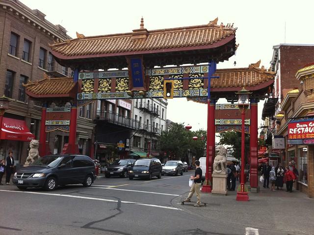 Chinatown Victoria